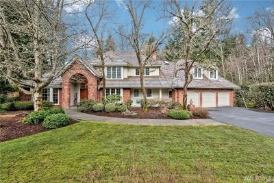 Redmond Single Family Home For Sale: 21518 NE 103rd St