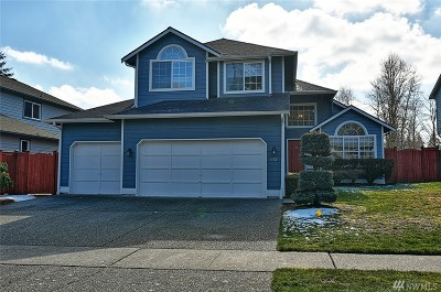 Bothell Single Family Home For Sale: 632 203rd St SE
