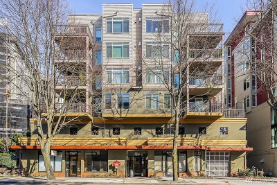 Seattle Condo/Townhouse For Sale: 5016 California Ave SW #301