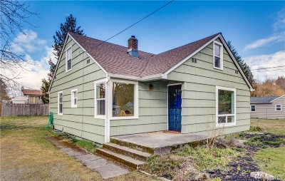Olympia Single Family Home For Sale: 2502 Lincoln Ave SE