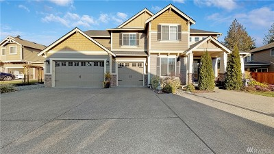 Bonney Lake Single Family Home For Sale: 21320 61st St Ct E