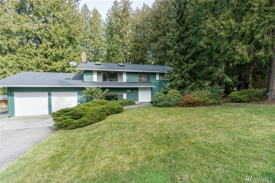 Mount Vernon Single Family Home Pending: 2903 Iroquois Dr