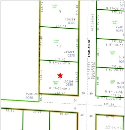 Renton Residential Lots & Land For Sale: 13053 175th Ave SE