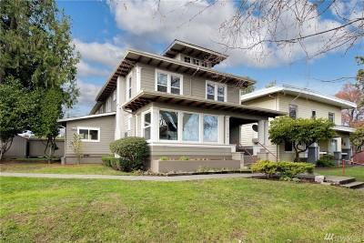 Tacoma Single Family Home For Sale: 3706 S Yakima Ave
