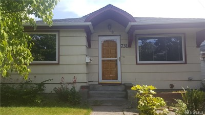 Seattle Single Family Home For Sale: 731 N 70th St