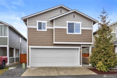 Marysville Condo/Townhouse For Sale: 14643 47th Ave NE