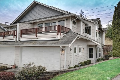 Thurston County Condo/Townhouse For Sale: 3690 Simmons Mill Ct SW #B