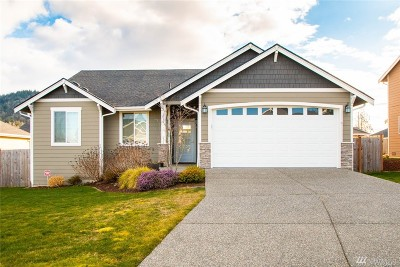Skagit County Single Family Home For Sale: 1716 Hillcrest Lp