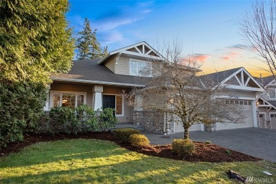 Redmond Single Family Home For Sale: 22511 NE 98th Place