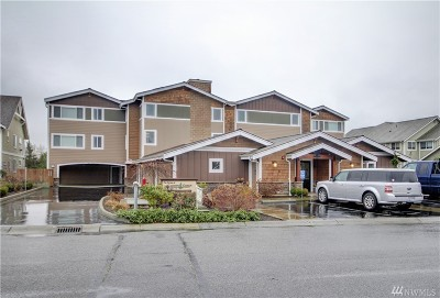 Whatcom County Condo/Townhouse For Sale: 212 W Maberry Dr #301