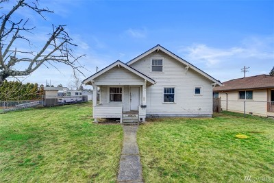 Tacoma Single Family Home For Sale: 7006 S Oakes St