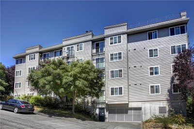 Seattle Condo/Townhouse For Sale: 2200 Thorndyke Ave W #409