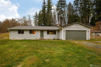 Snohomish Single Family Home For Sale: 6507 Swans Trail Rd