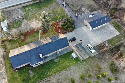 Graham Single Family Home For Sale: 26611 Meridian Ave E