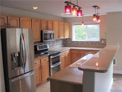 Grays Harbor County Condo/Townhouse For Sale: 1600 W Ocean Ave #1321