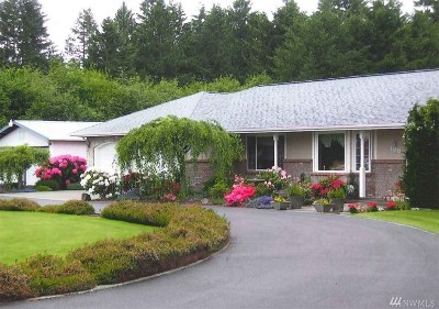 Lewis County Single Family Home Pending Inspection: 196 Vista Rd