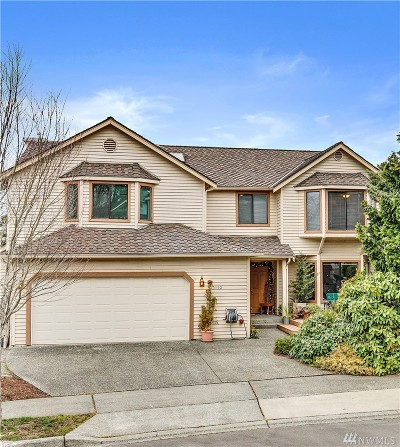 Bothell Single Family Home For Sale: 16850 119th Place NE