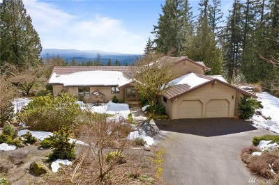 Issaquah Single Family Home For Sale: 10101 181st Ave SE