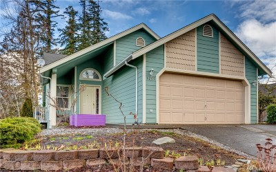 Bellingham Single Family Home Sold: 4207 Consolidation Ave