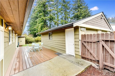 Edmonds Single Family Home For Sale: 21523 86th Ave W