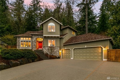 Issaquah Single Family Home For Sale: 5645 193rd Place SE