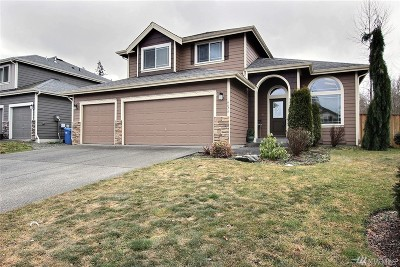 Spanaway Single Family Home For Sale: 6616 207th St Ct E
