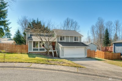 Renton Single Family Home For Sale: 13407 SE 172nd Place