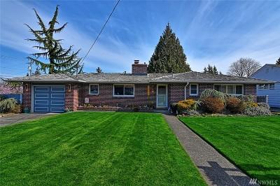 Everett Single Family Home For Sale: 4703 Alger Ave