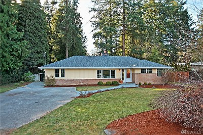 Single Family Home For Sale: 23310 Humber Lane