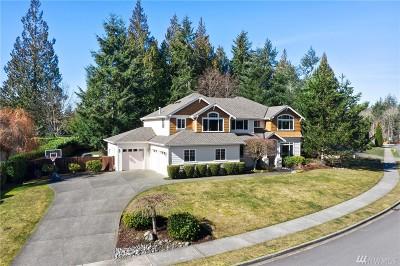 Gig Harbor Single Family Home For Sale: 7452 N Creek Loop NW