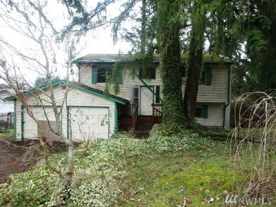 Federal Way Single Family Home For Sale: 35828 10th Ave SW