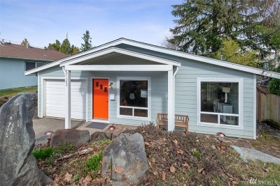 Tacoma Single Family Home For Sale: 5123 N 35th St