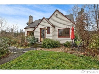 Silverdale Single Family Home Pending: 9438 Silverdale Loop Rd NW