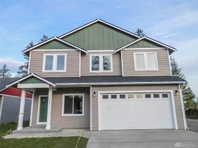 Rainier Single Family Home Pending: 309 Middleton Ct SE