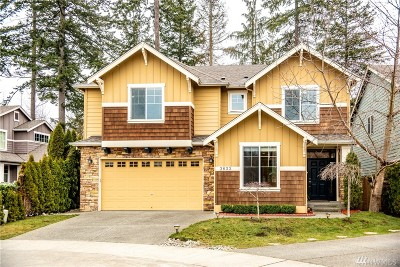 Bothell Single Family Home For Sale: 3832 164th Place SE