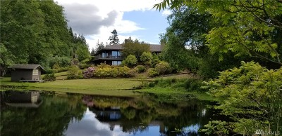 Langley WA Single Family Home For Sale: $835,000