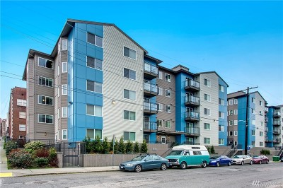 Seattle Condo/Townhouse For Sale: 1616 Summit Ave #N203
