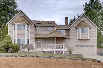 Sammamish Single Family Home For Sale: 22936 NE 12 Place