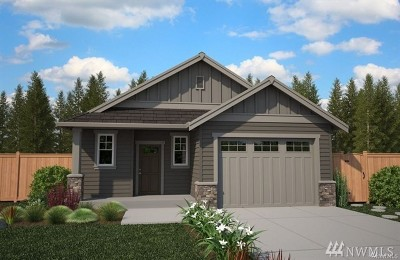 Yelm Single Family Home For Sale: 14380 99th Wy SE