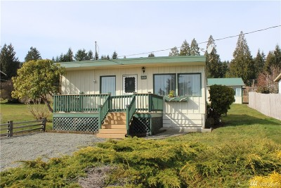 Port Ludlow WA Single Family Home For Sale: $360,000