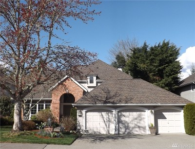 Sammamish Single Family Home For Sale: 21420 SE 34th Place