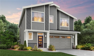 Lake Stevens Single Family Home For Sale: 11511 22nd St SE #Lot03