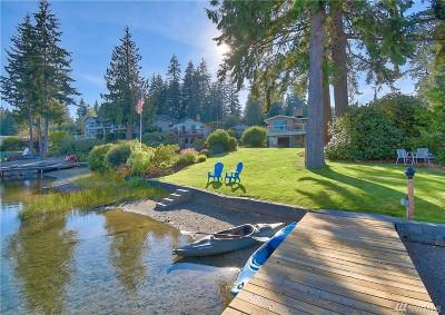 Arlington Single Family Home For Sale: 17117 Freestad Rd