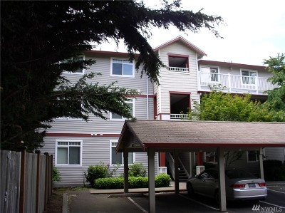 Lynnwood Condo/Townhouse For Sale: 14819 29th Ave W #L102