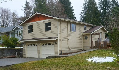 Sedro Woolley Single Family Home Sold: 404 E Alder Dr