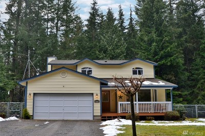 Port Orchard Single Family Home Pending Inspection: 7035 Bayview Dr SE