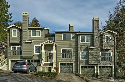 Redmond Single Family Home For Sale: 9415 176th Place NE #2
