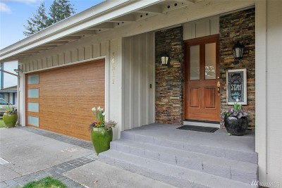 Renton Single Family Home For Sale: 16211 145th Ave SE