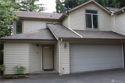 Edmonds Single Family Home For Sale: 20808 72nd Ave W #3