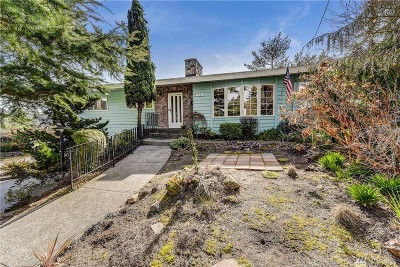 Seattle Single Family Home For Sale: 3415 W Dravus St